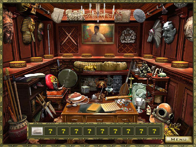 Jewel Quest Solitaire 3 Screenshot 1