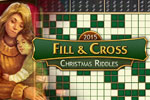 Download Fill & Cross Christmas Riddles Game