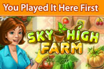 Download Sky High Farm Game